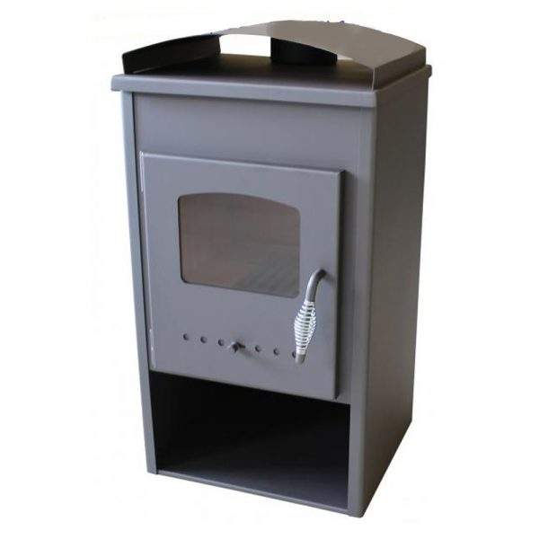 Печка TRGOPRODUKT Thalia EKO C Моќ: 5.5 kW Погоден за простории до 30 m2 Големина ( a x b x h /cm) : 74,5 x 40 x 39 /cm Тежина : 45 кг