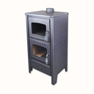 Печка TRGOPRODUKT Thalia LUNA C Моќ: 6,5 kW Погоден за простории до 36m2 Големина ( a x b x h /cm) : 92 x 51 x 46 /cm Тежина : 81 кг