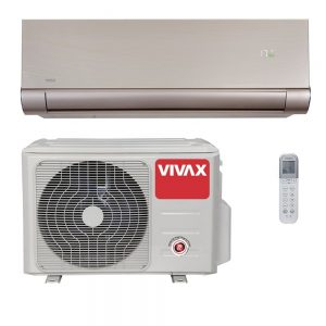 VIVAX Инвертер клима уред ACP 12CH35AEVI CHAMPAGNE