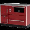 Kamin Alfa Plam TERM 35 Тип на гориво: јаглен, дрво Димензии: 1100x600x850mm Димензии На Рерна: 460x440x260mm Капацитет: 32kW