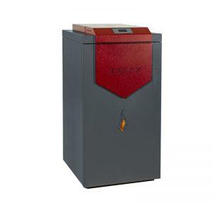 Kamin PRITY PLW25 B - Максимална моќност: 26 + 1 kW - Вкупна моќност : 27 кw (воздушно 1kw радијатори 26kW ) - Редуцирана вкупна моќност: 8 kW - Големина ( a x b x h /cm) : 56 x 60 x 99