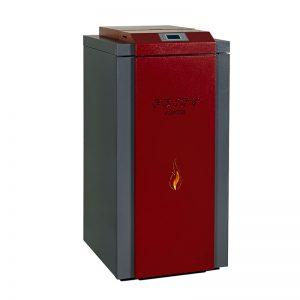 Kamin PRITY PLW35 B - Максималнамоќност: 35 + 1 kW - Вкупна моќност :36кw (воздушно1kw радијатори 35kW) - Редуцирана вкупна моќност: 12kW - Големина ( a x b x h /cm) : 58 x 63 x 116 cm