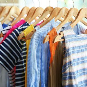 Се за облека и текстил